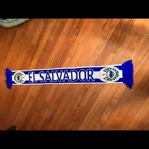 3for $20 El Salvador football club scarf